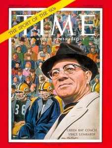 Ten Favorite Vince Lombardi Quotes