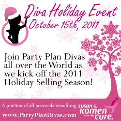 Diva Holiday Vendor Event