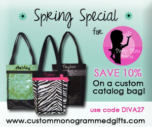 Customized Catalog Bags