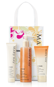 Mary Kay Satin Hands Peach