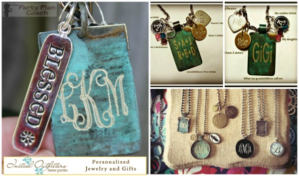 personalized jewelry initial outfitters