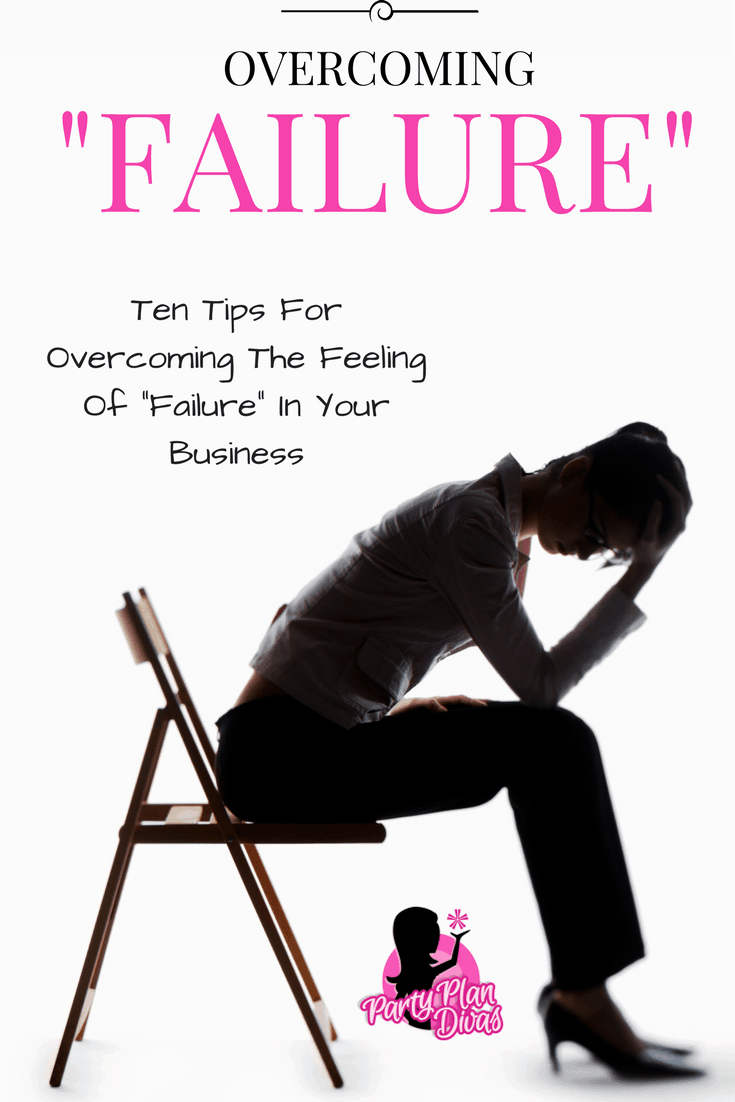 Overcoming The Feeling Of Failure