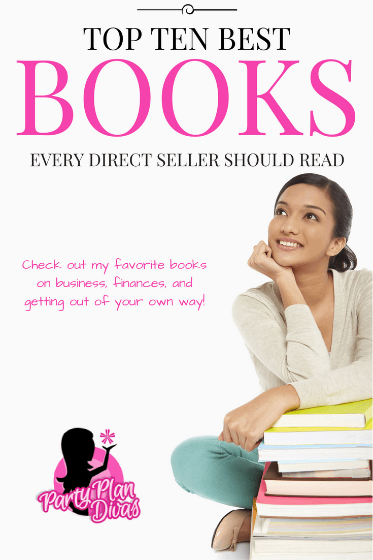 Best Books for Business – Direct Sales Edition