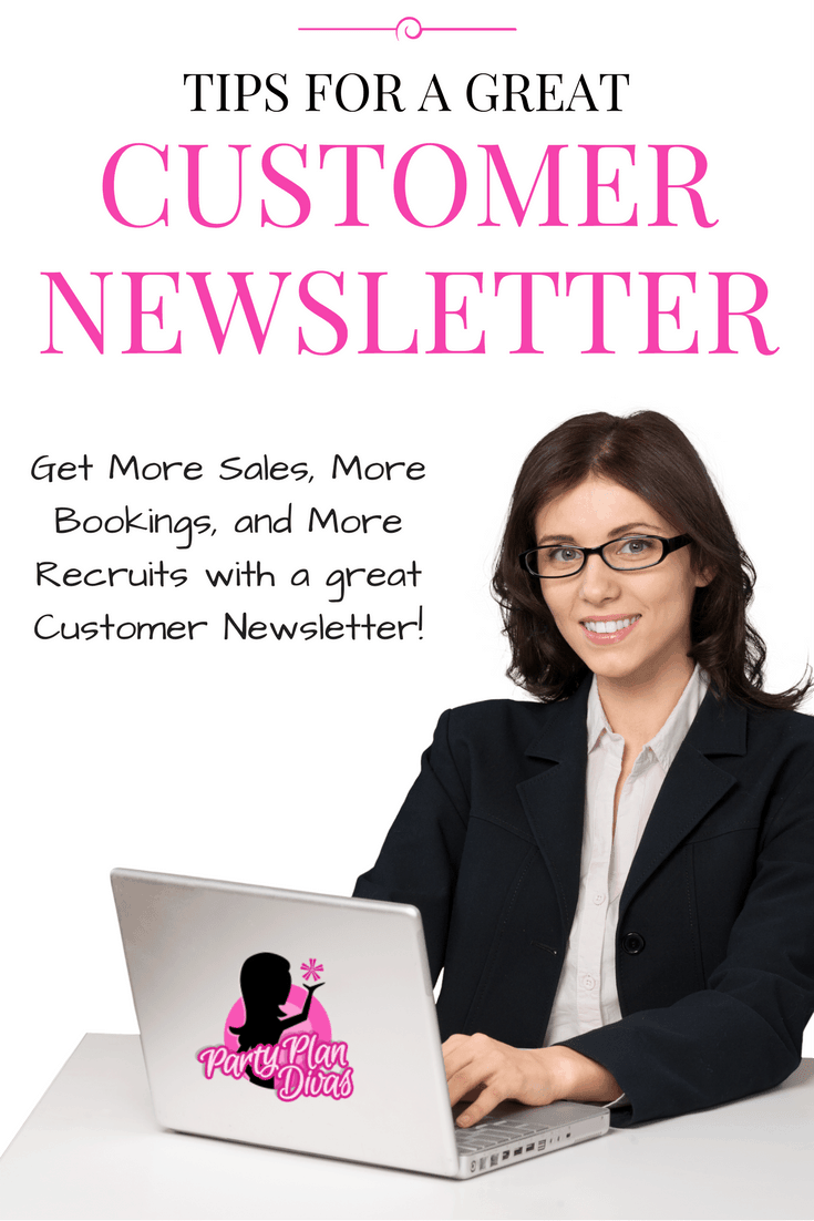 Tips For A Great Customer eNewsletter