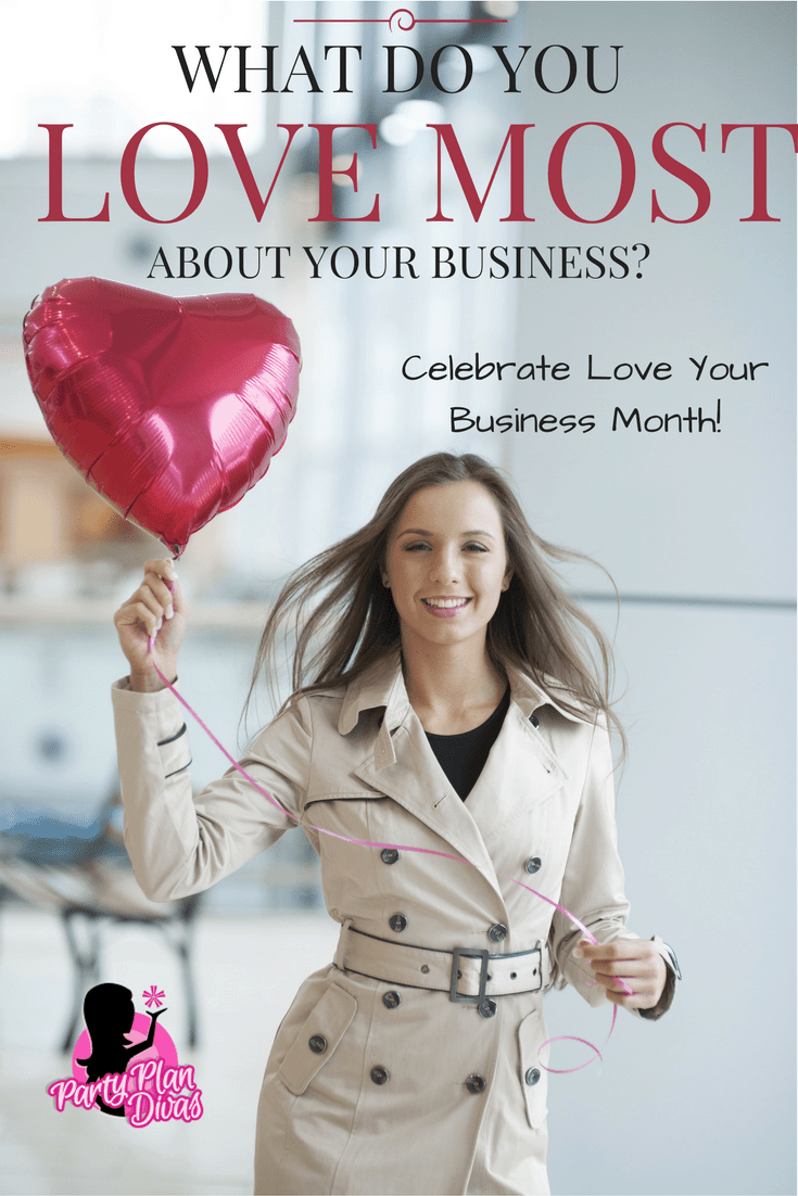 LOVE Your Business Month