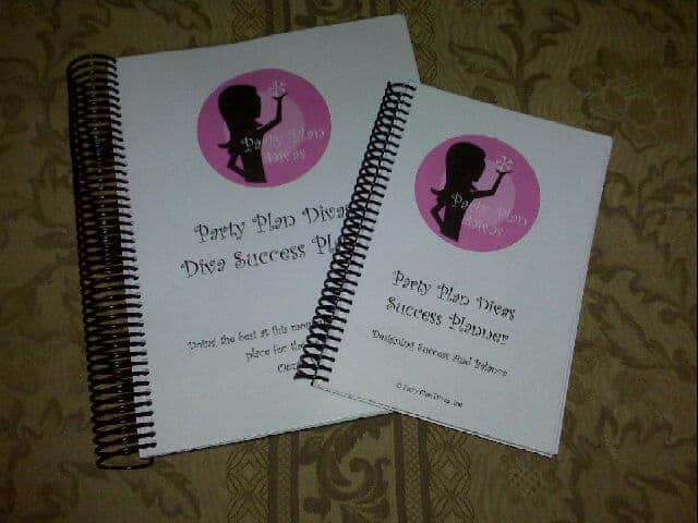 Diva Success System Planner & Party Bank Combo *Most Popular*