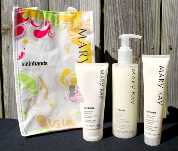 Mary Kay Satin Hands #Giveaway