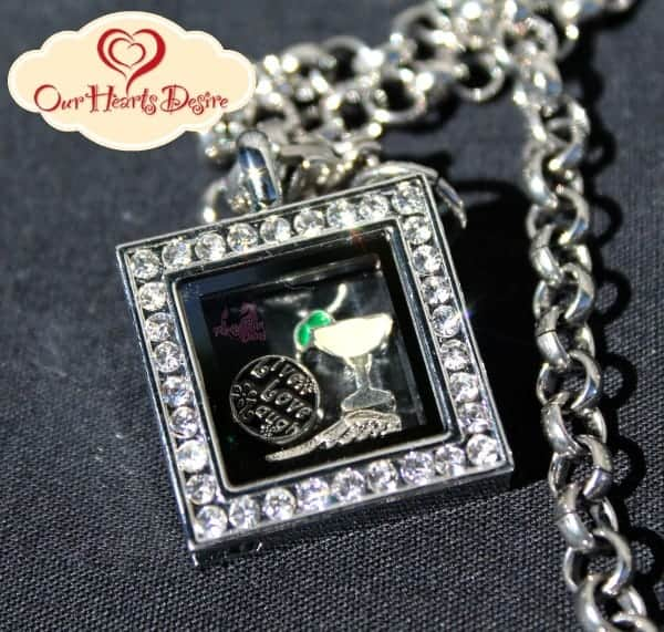 our hearts desire locket
