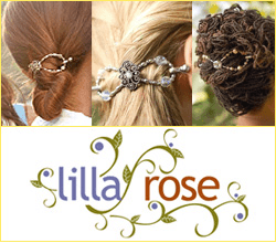 Beautiful Hair Accessories Lilla Rose Giveaway Party
