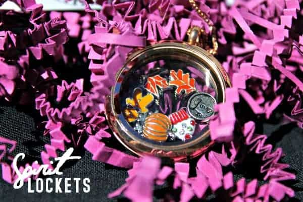 spirit lockets charm