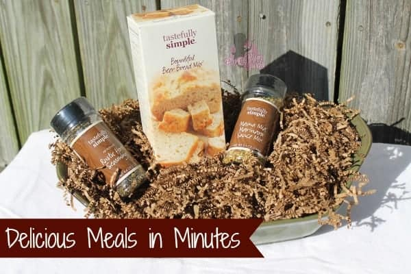 Meals in Minutes – Tastefully Simple