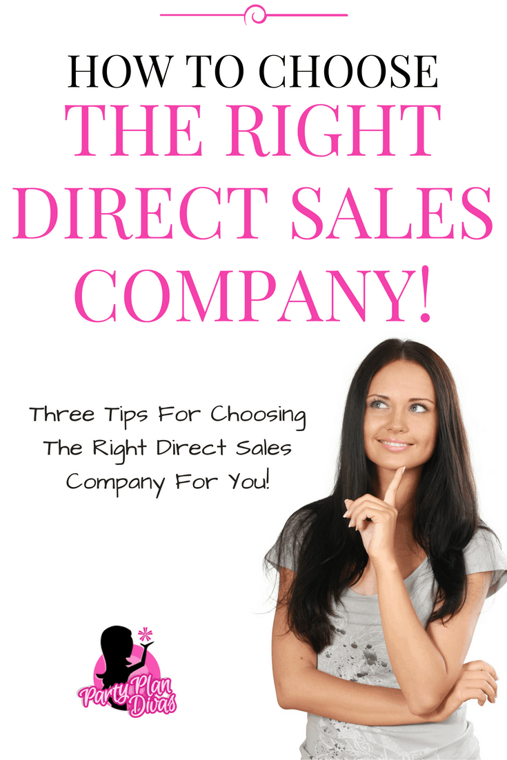Video: How To Choose The Right Direct Sales Company