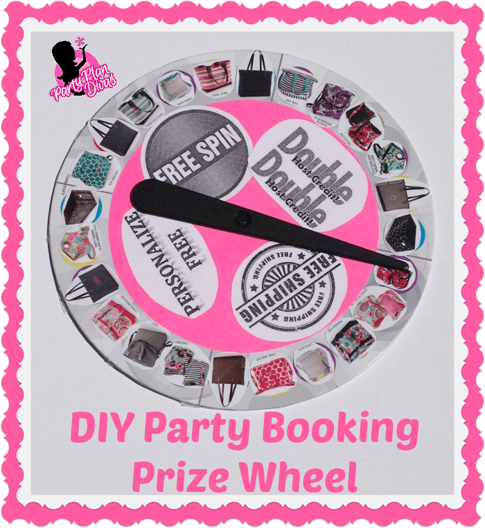 How To Make A Booking Prize Wheel