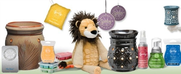 new-products-scentsy