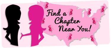 35+ Chapters Worldwide
