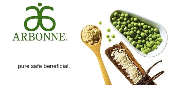 arbonne ingredients