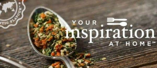 your inspiration at home spices