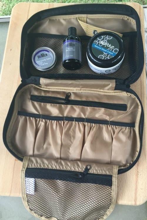 daisy blue mans product bundle