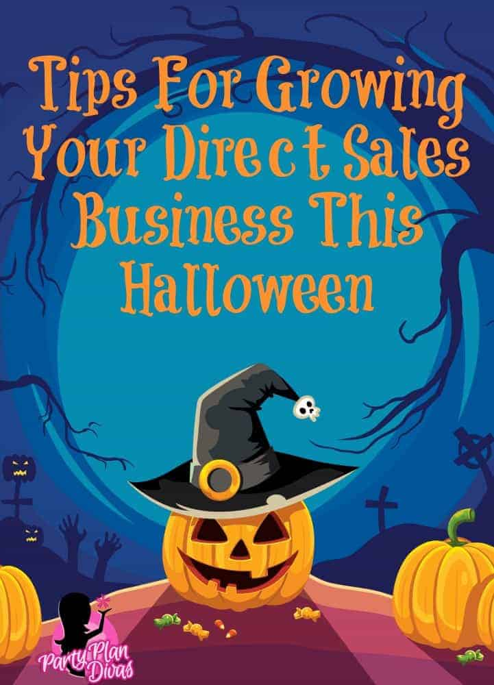 Marketing Your Direct Sales Business This Halloween
