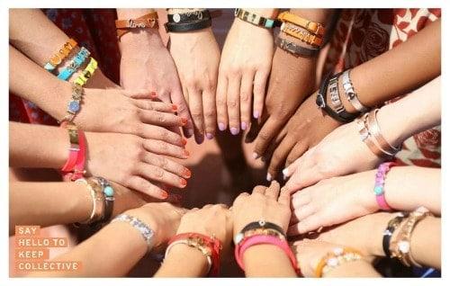 keep bracelets