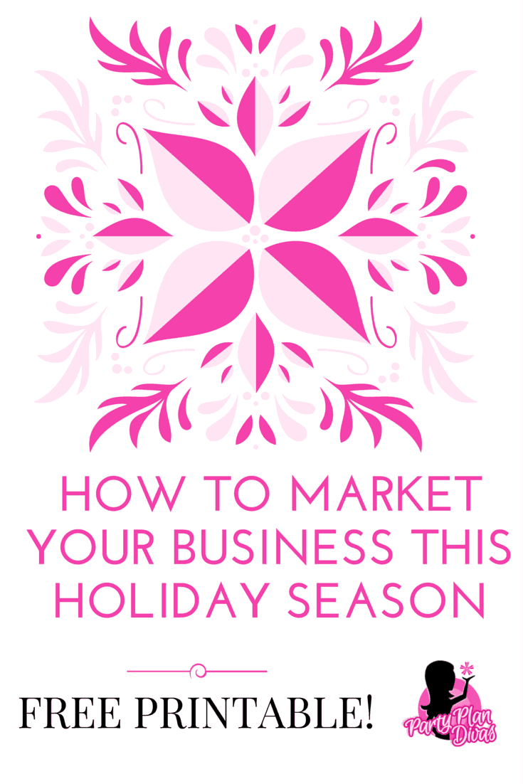 Marketing Your Direct Sales Business This Holiday Season