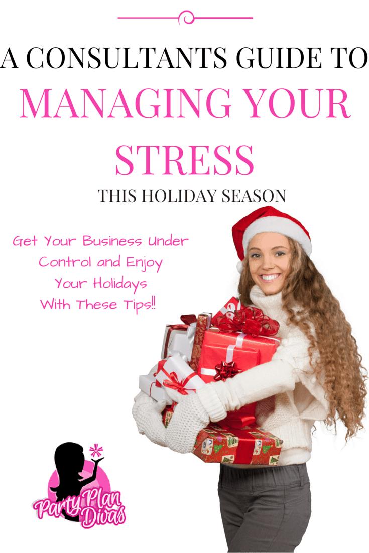 holiday stress management