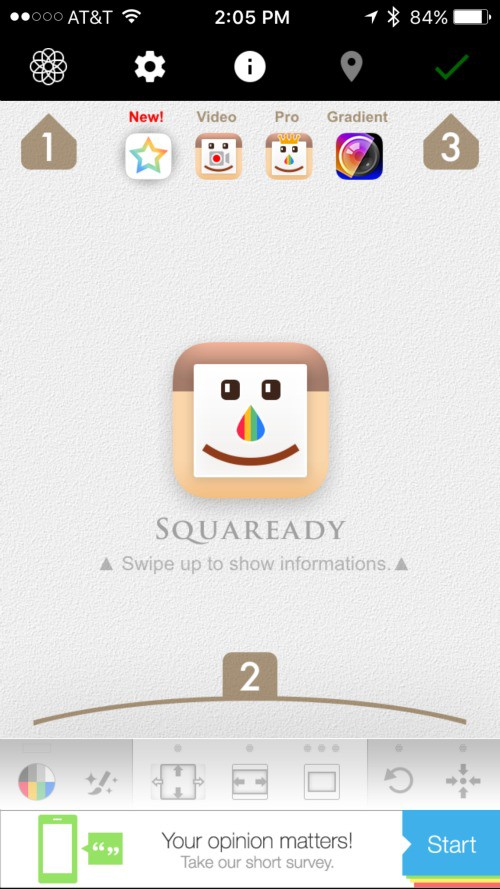 instagram apps squaready