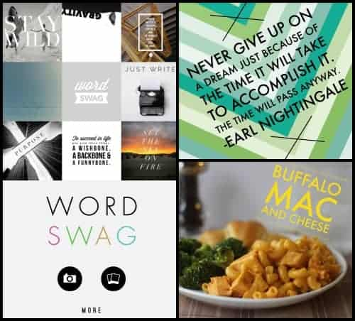 instagram apps word swag