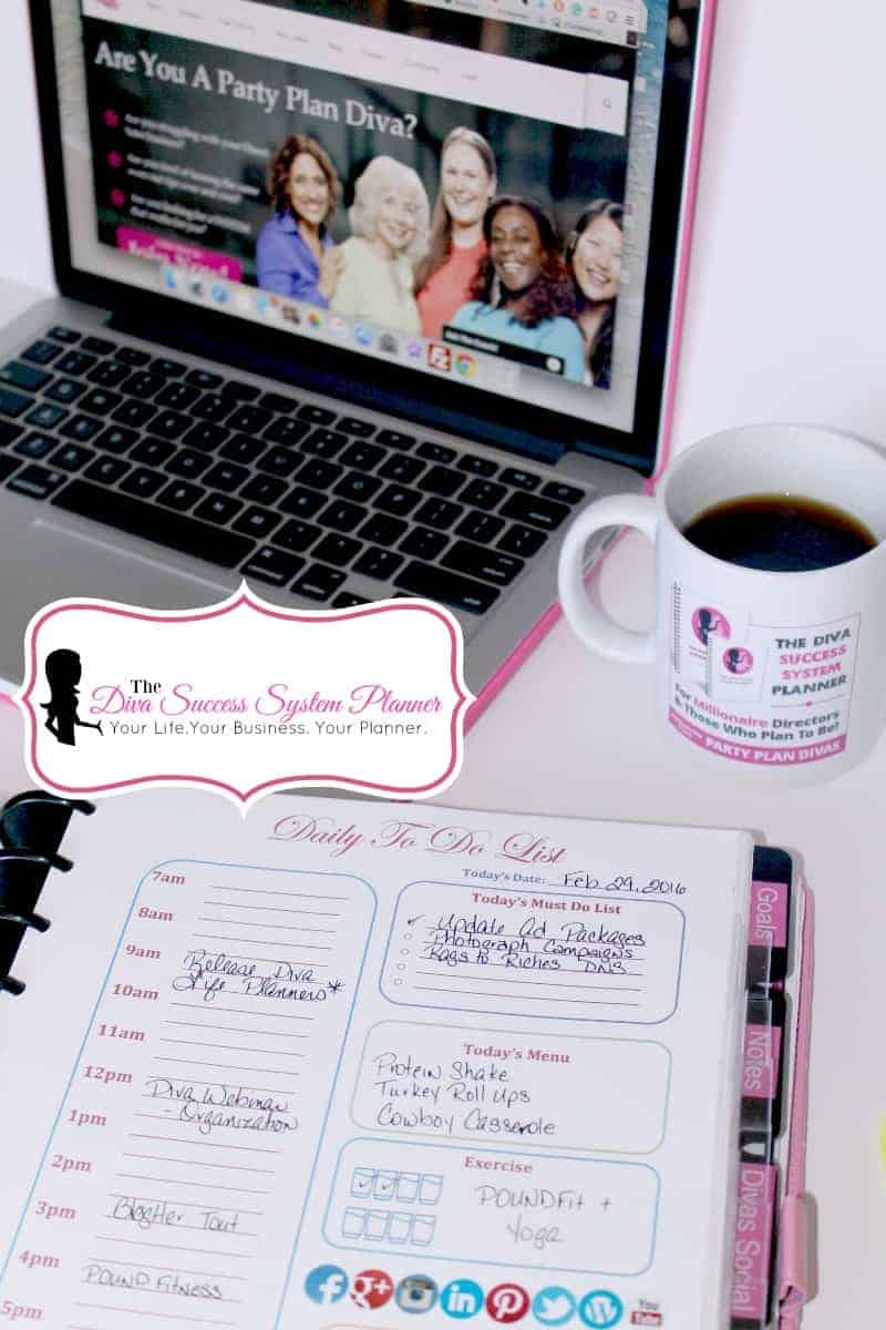 New Custom Diva Success System Planners Now Available