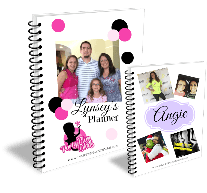 Small Custom Diva Success System Planner