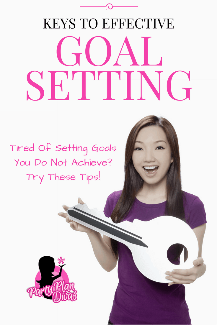 Keys to Effective Goal Setting