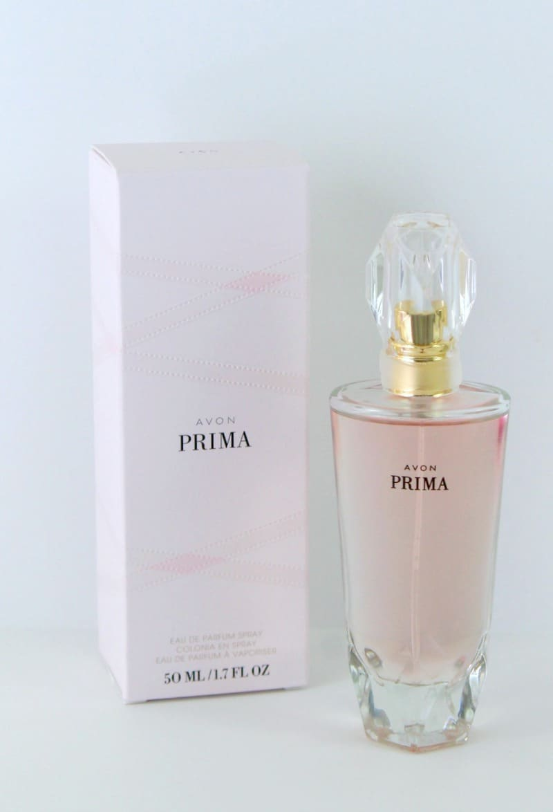 Avon Prima Perfume Review & Giveaway