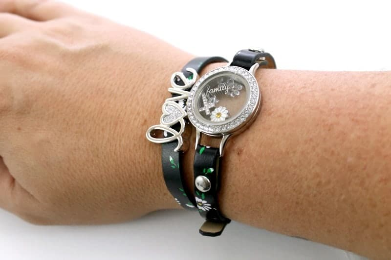 Origami Owl Leather Wrap Bracelet Review Party Plan Divas