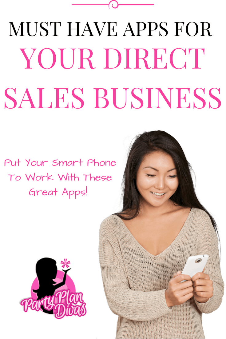 direct sales apps