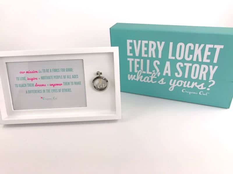 Origami Owl Frame Review