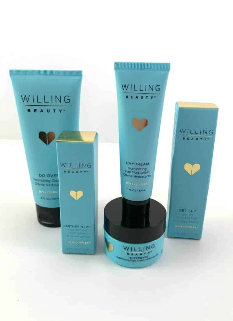 Willing Beauty Review & Giveaway