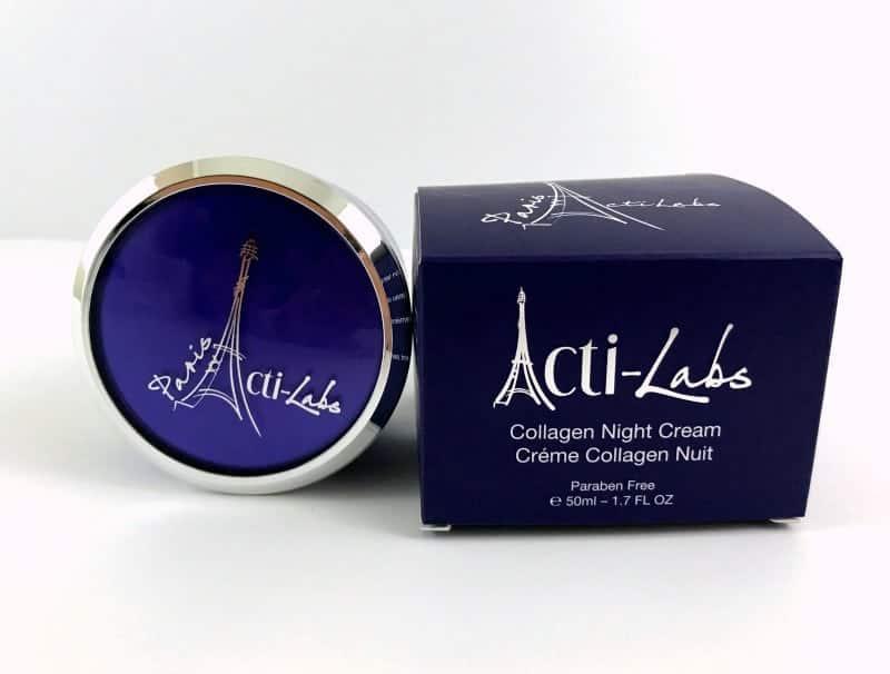 Acti Labs Collagen Night Cream Review