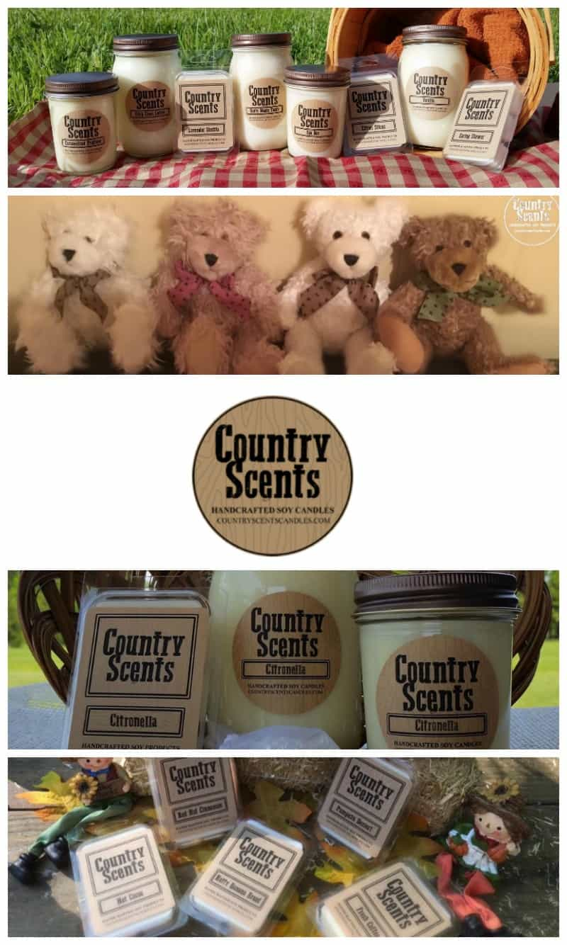 Country Scents Candles Business Opportunity
