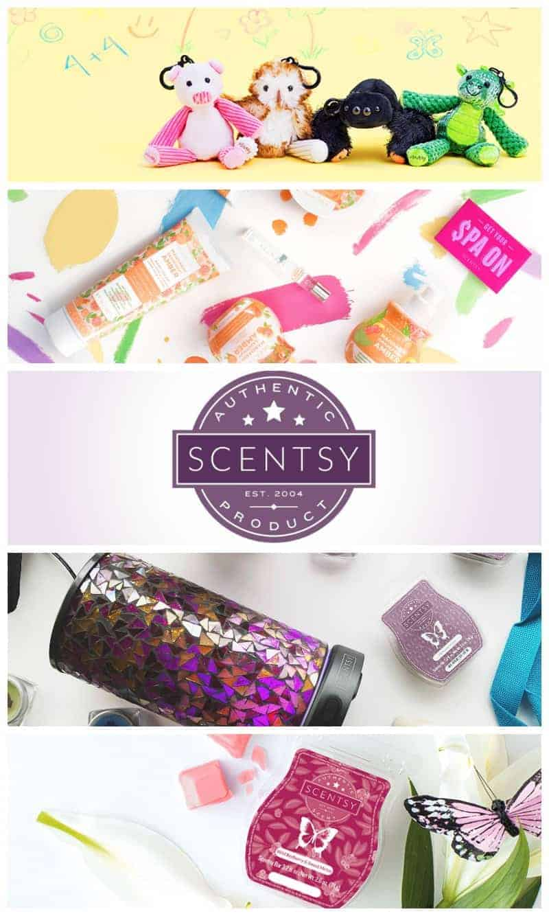 Scentsy Business Opportunity