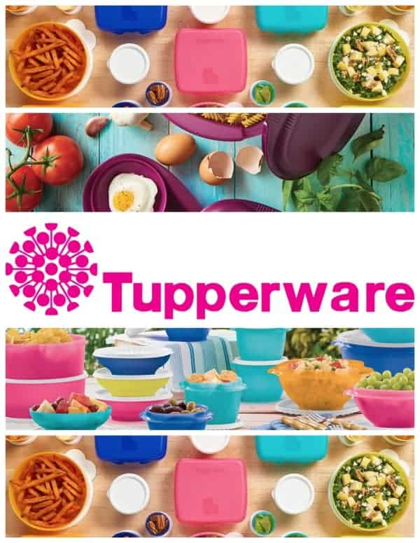 Tupperware Business Opportunity