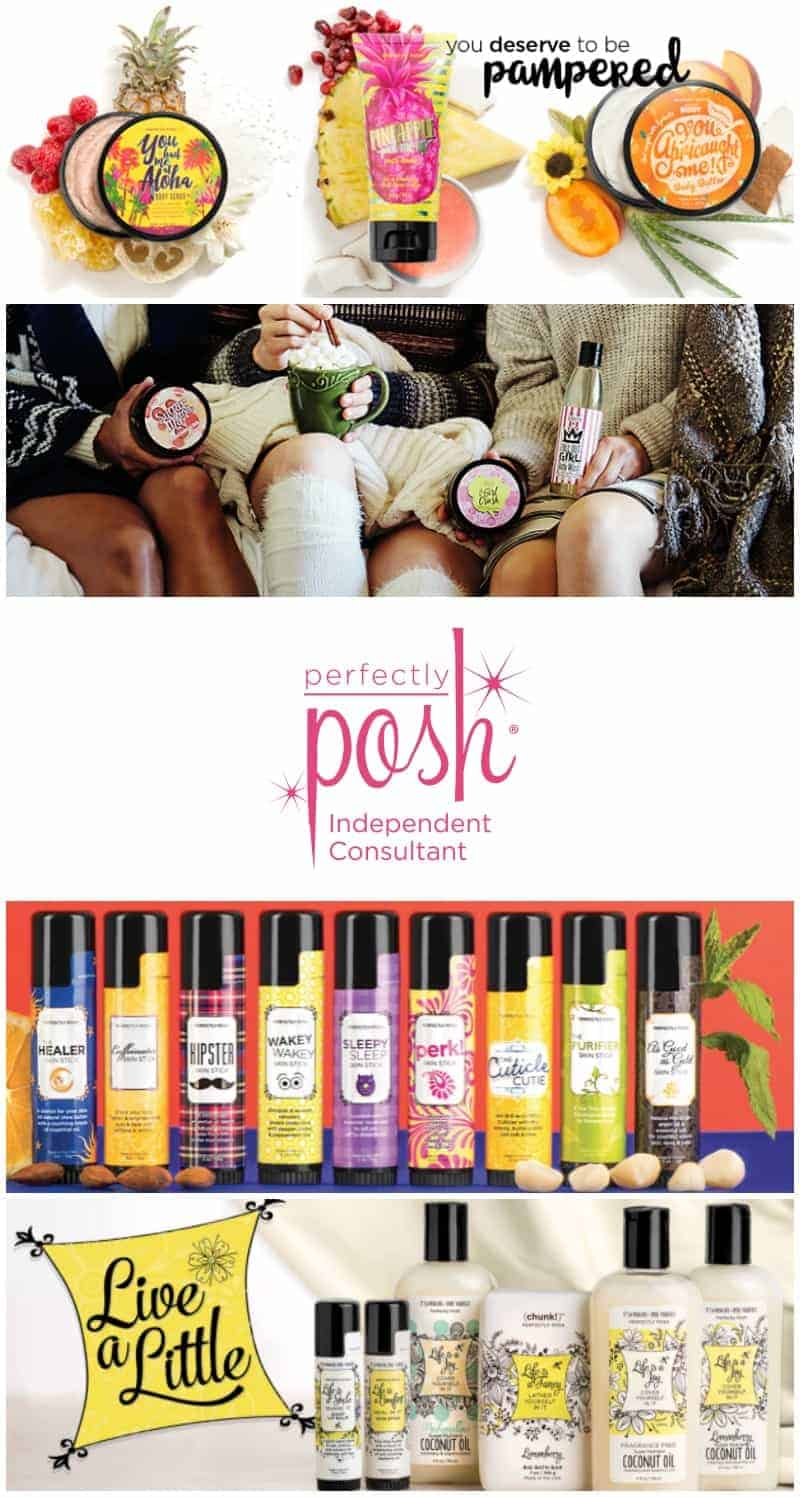 Perfectly Posh Business Opportunity