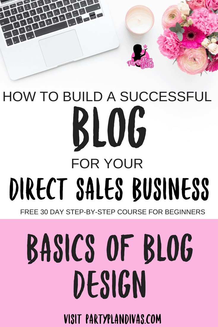 Build a Business Blog – Blog Design 101