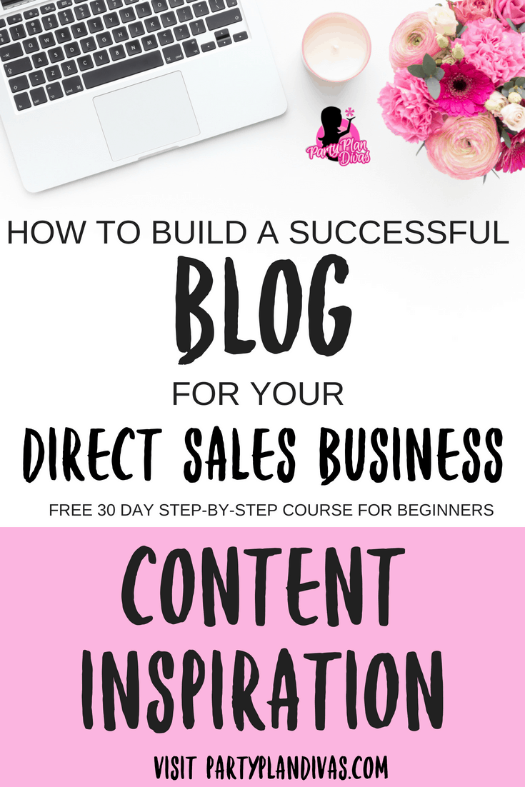 Build a Business Blog – Content Inspiration