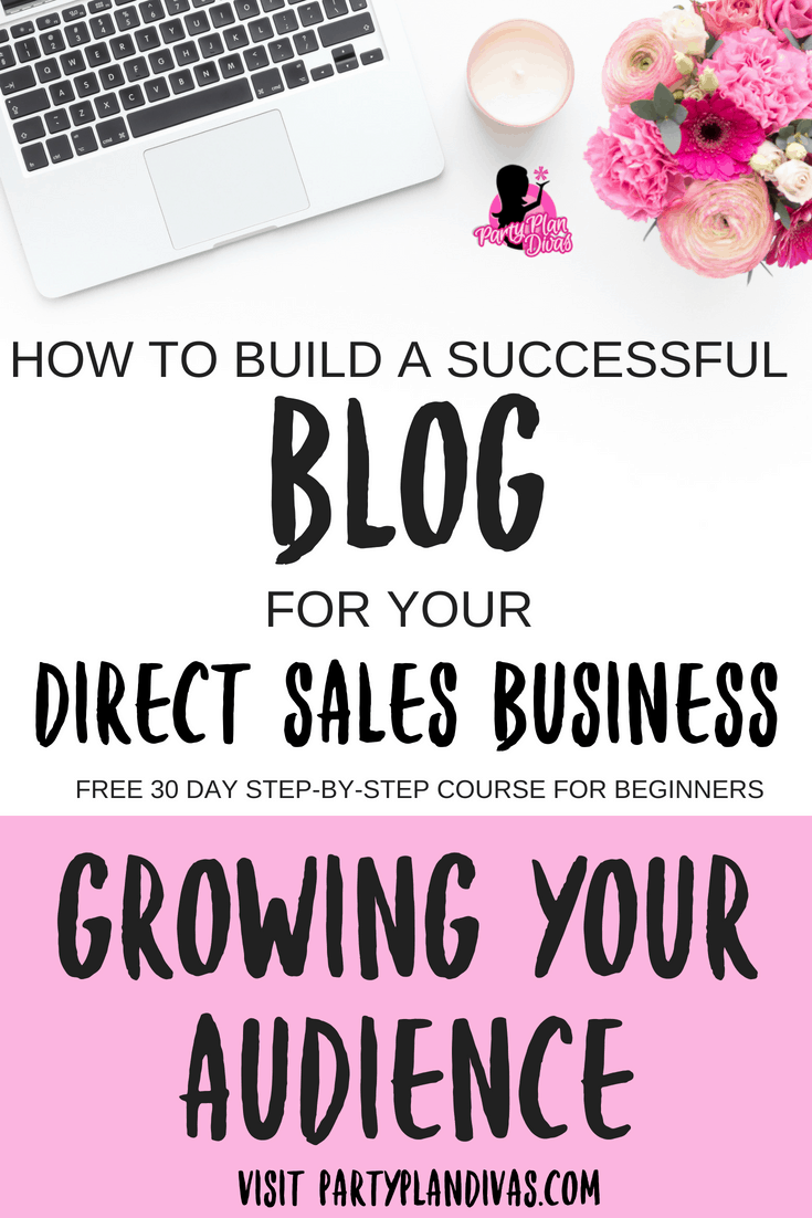 Build a Business Blog – Growing Your Audience