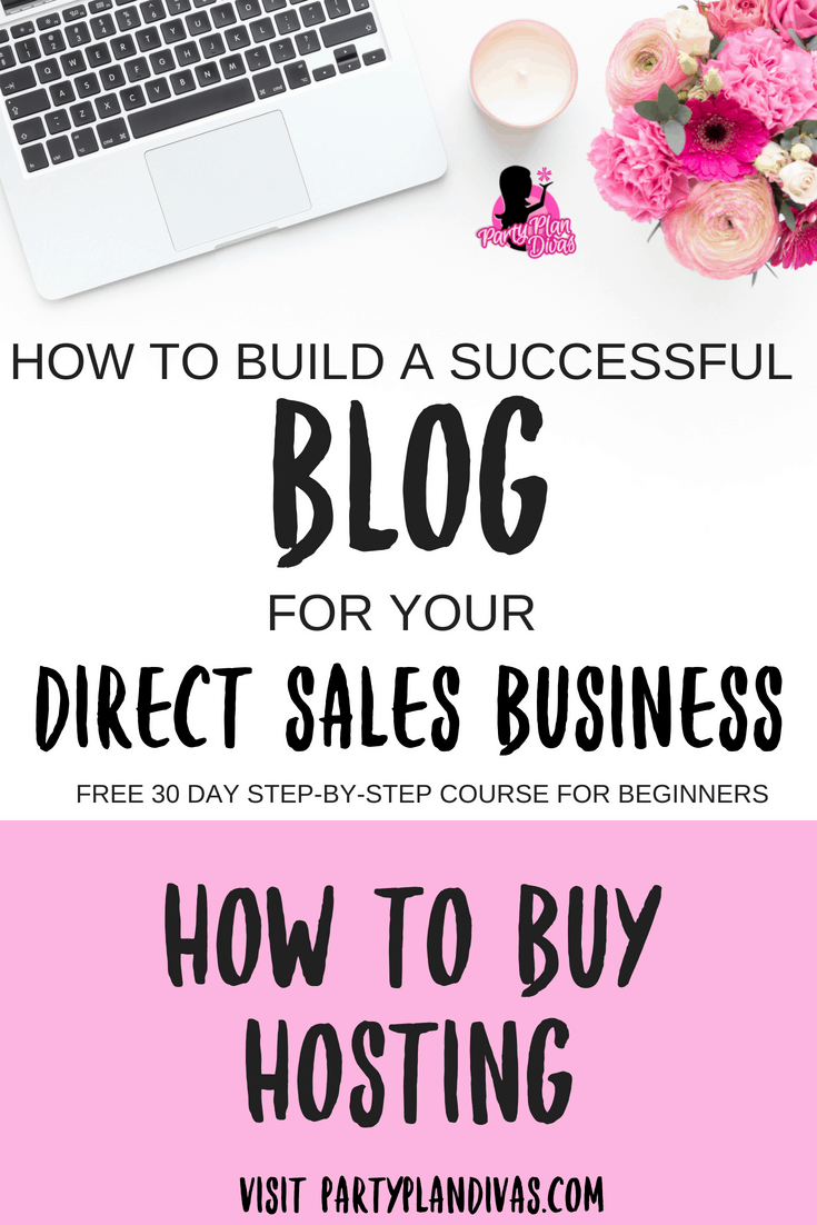 Build a Business Blog – Hosting