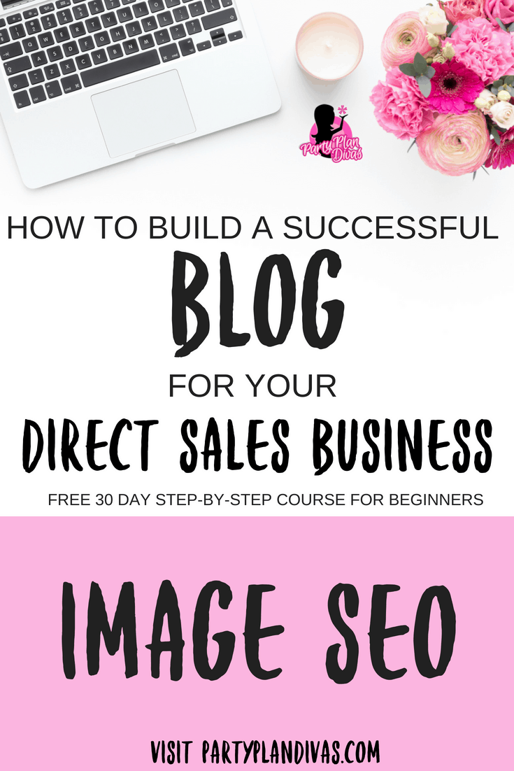 Build a Business Blog – SEO For Images