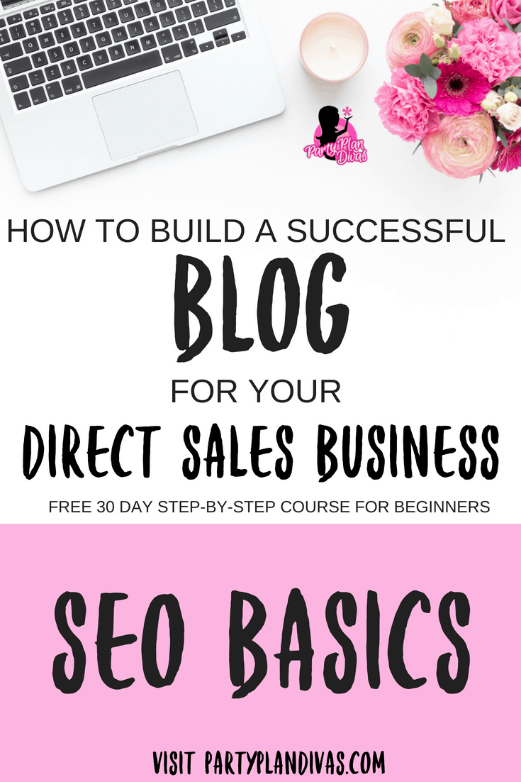 Build a Business Blog – Basic SEO
