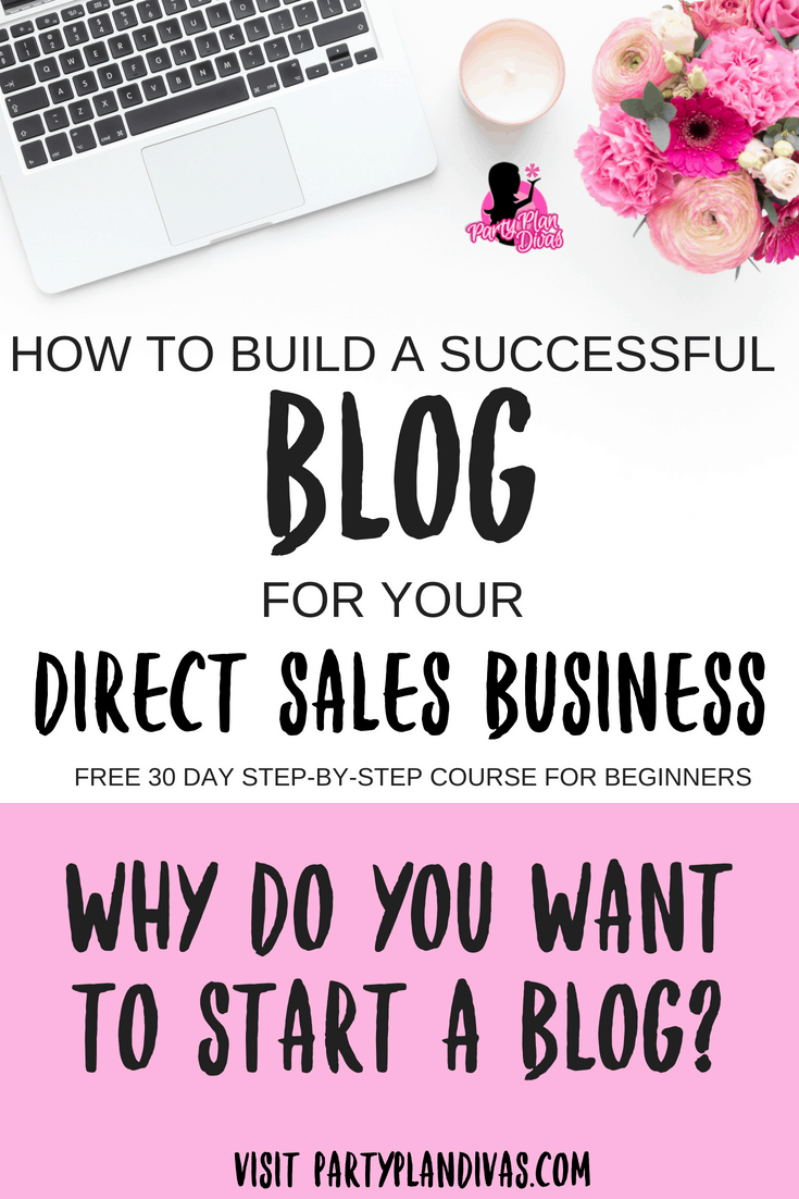 Build a Business Blog – Your Why