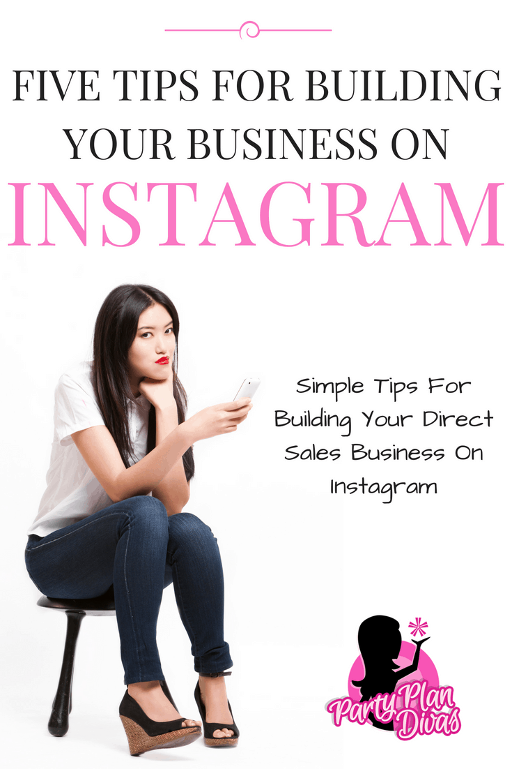 Simple Ways to Build your Business on Instagram