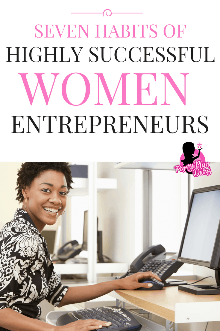 Habits of Successful Women Entrepreneurs